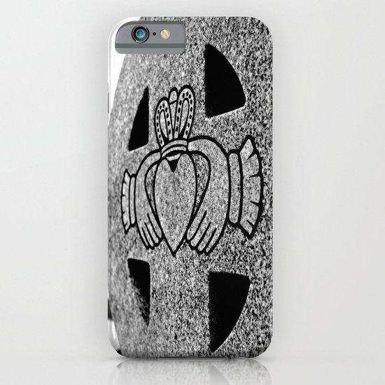 Winter Claddagh iPhone & iPod Case