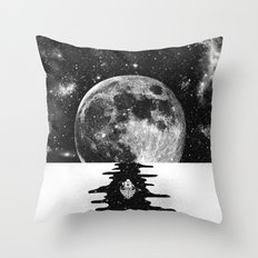 Endless Journey Throw Pillow