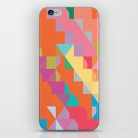 Color Story - Playtime iPhone & iPod Skin