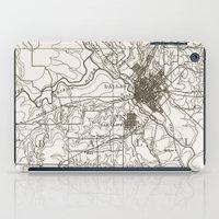 Dallas Map iPad Case