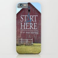 Start Here, It's All Abo… iPhone 6 Slim Case