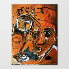 Baggage Canvas Print