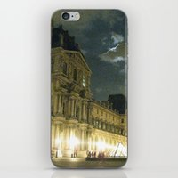 A Dramatic Dusk iPhone & iPod Skin
