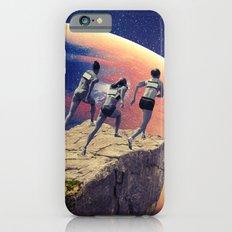 Orange Planet iPhone 6 Slim Case