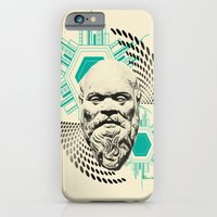 iPhone & iPod Case featuring Socrates! by Emanpris Artcore