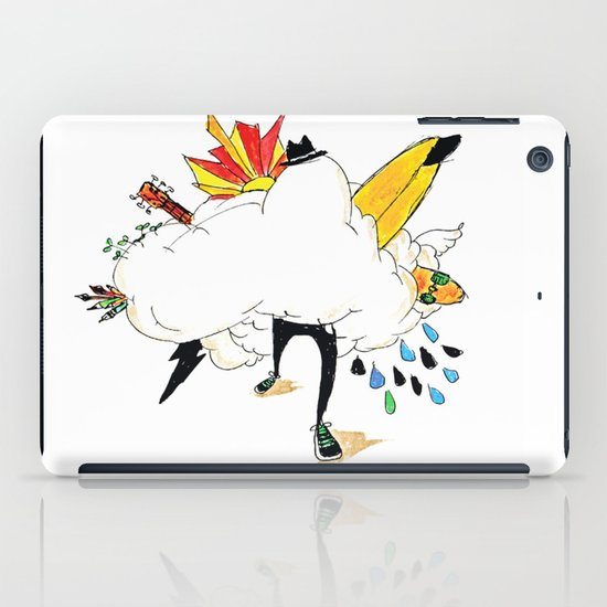 ED IN THE CLOUDS iPad Case