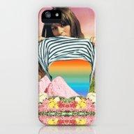 Internal Rainbow II iPhone (5, 5s) Slim Case
