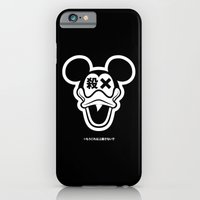 Mickey Duck iPhone 6 Slim Case