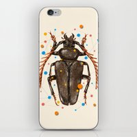 INSECT VIII iPhone & iPod Skin