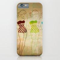 Retro Swimsuit iPhone 6 Slim Case
