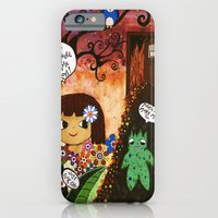 Hell is calling iPhone 6 Slim Case
