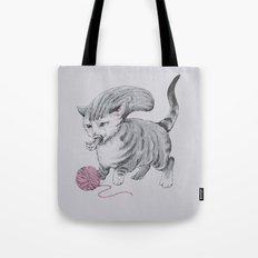 Kittehmorph Tote Bag