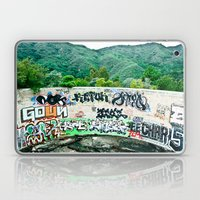 Pit In The Canyon Laptop & iPad Skin
