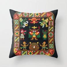 Inca Throw Pillow