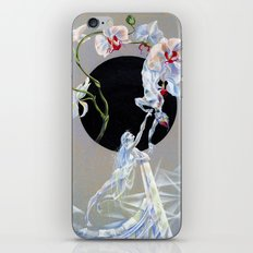 little white lies-sneak preview iPhone & iPod Skin