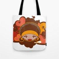 Bee-J Color Tote Bag