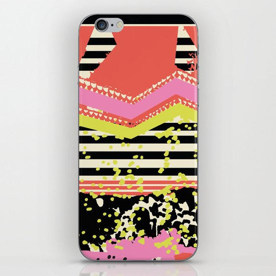 The Edge iPhone & iPod Skin