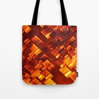 Art Deco Wall Design (found in NY) Tote Bag