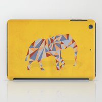 When in India iPad Case