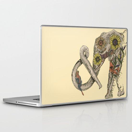 LET'S GO HOME Laptop & iPad Skin
