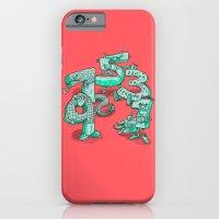 Odd Numbers iPhone 6 Slim Case