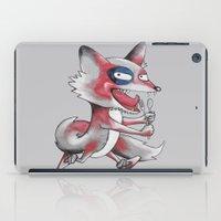 Hungry Fox iPad Case