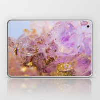 Amethyst Incrustrations Laptop & iPad Skin