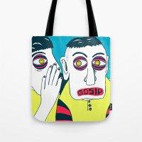 GOSIP Tote Bag