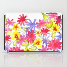 Fresh Flowers iPad Case