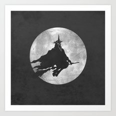 The Witch King Art Print