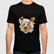 Terrier  Mens Fitted Tee Black SMALL