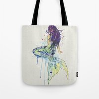 Mermaid I Tote Bag