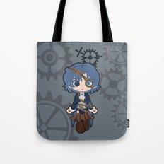 Steampunk Sailor Mercury Tote Bag