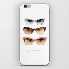 Eye like you iPhone & iPod Skin