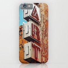 Artful Urban Decay iPhone 6 Slim Case