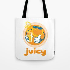 Juicy Orange Tote Bag
