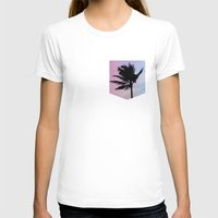 T-shirt featuring Single Palm by Tosha Lobsinger is my Photographer