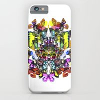 iPhone & iPod Case featuring Butterfly Mandala by alleira photography