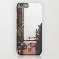 iPhone & iPod Case featuring Griswold St - Detroit, MI by Michelle & Chris Gerard