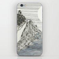 Joga  iPhone & iPod Skin