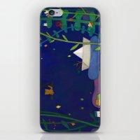 Attic Cat iPhone & iPod Skin