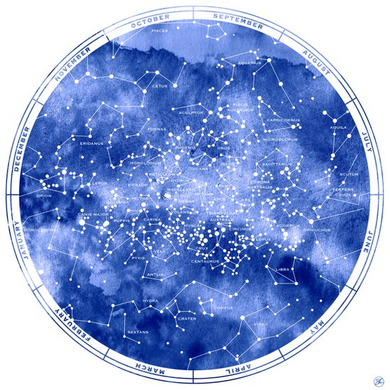 star-map-southern-hemisphere-art-poster