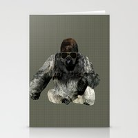Gor Is A D.J Stationery Cards