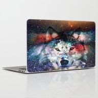 Wolf Universe Laptop & iPad Skin