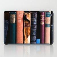 Vintage Books iPad Case