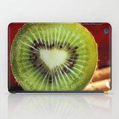 I heart kiwi iPad Case