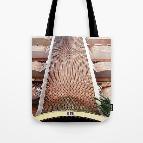 Come into my house Tote Bag