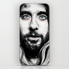 Jared Leto iPhone & iPod Skin