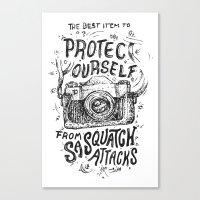 The Best Item Canvas Print