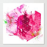 Splash1 Canvas Print